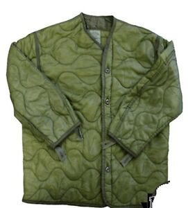 Liner M65 Feldjacke OG-106 Cold Weather Fieldjacket NAM VIETNAM Futter Gr L