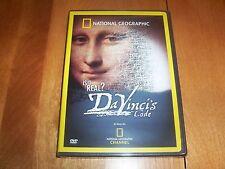 NATIONAL GEOGRAPHIC IS IT REAL? Da Vinci's Code Leonardo Da Vinci DVD NEW