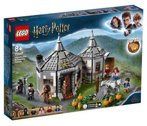 Lego® Harry Potter Hagrids Hütte: Seidenschnabels Rettung 75947 NEU & OVP