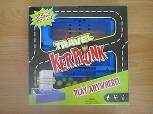 Travel Kerplunk Game - Play Anywhere ! - 2019 Mattel