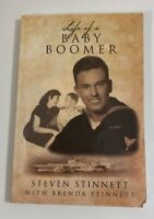 Life of a Baby Boomer by Steven Stinnett (English) Paperback Book Free Shipping!