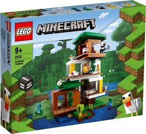 LEGO Minecraft The Modern Treehouse (21174)