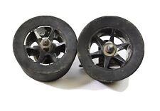 Bladez PowerKart G300 OEM Front Wheels, Tires, & Hub Links