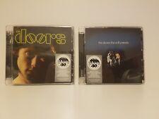 THE DOORS - THE DOORS + THE SOFT PARADE LOTE DE DOS CD ALBUMS