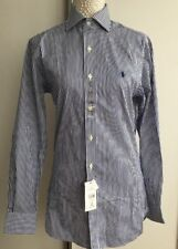 BNWT Polo Ralph Lauren Men's Designer slim fit Shirt 14.5 collar RRP £85