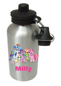My Little Pony - Personalised Kids/Drinks/Sports Childrens Water Bottle
