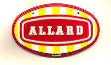 Wheaties Cereal Premium Car Emblem ALLARD Rare Vintage General Mills 1953