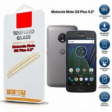 para Motorola Moto G5 PLUS VIDRIO TEMPLADO Teléfono Móvil