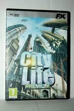 CITY LIFE PREMIUM GIOCO USATO OTTIMO STATO PC DVD VERSIONE ITALIANA GD1 42215