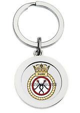 HMS RAIDER KEY RING (METAL)