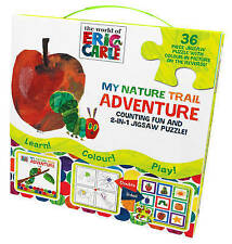 World of Eric Carle My Nature by Parragon Books Ltd New Mixed media product Book