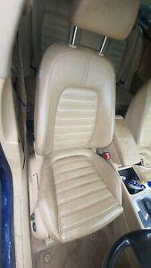 Passat B6 Estate Beige Full Leather Seats