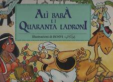 bonvi ALI' BABA' E I QUARANTA LADRONI franco panini ragazzi 1995 40 Ia edizione