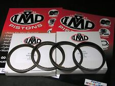 KAWASAKI Z650 KZ650 PISTON RING SET NEW STD SIZE R15233-00 62mm