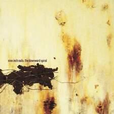 NINE INCH NAILS - THE DOWNWARD SPIRAL: CD ALBUM (1994)