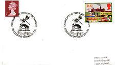 20 LUGLIO 1993 le vie navigabili interne coperchio SHEFFIELD Yorkshire SHS (A)