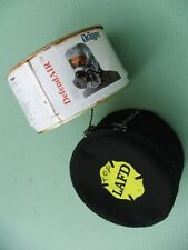 DRAGER  DEFENDAIR - AIR MASK with FILTER & Pouch (2010)