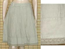 Knielange H&M Damenröcke aus Baumwolle