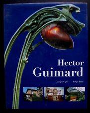 Hector GUIMARD Art nouveau Editions Moreau Vigne Ferré 396 pages