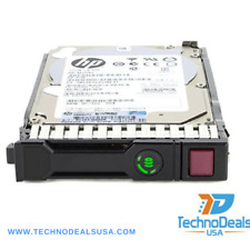 HPE 600gb 12g 10k SAS SFF HPL SC DSF Enterprise Hard Drive