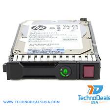872477-b21 HPE 600gb SAS 10k SFF SC DS HDD