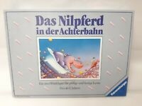 DAS NILPFERD IN DER ACHTERBAHN - VON BERTRAM KAES - RAVENSBURGER -  A1