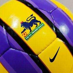 *Super RARE* Nike T90 Aerow ll Ball | The premier League | 2007-2008