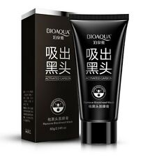 Black Mask Facial Mask Nose Blackhead Remover Peeling Peel Off Black Head Acne