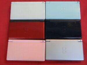 Nintendo DS Lite Konsole (gebraucht), diverse Farben