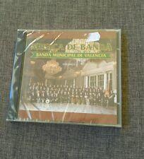 CD MUSICA DE BANDA - MUNICIPAL DE VALENCIA - DIAL DISCOS - 1995 - VOL. 1 - RARE