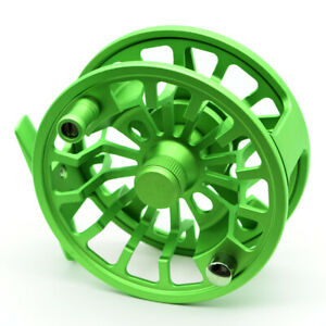 KJ Fly Reel | Suitable for Trout, Sea Trout, Salmon Fishing, Size 3/5, 5/7, 7/9
