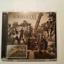 In Time by The Mavericks (CD, 2013, Valory) Promo CD