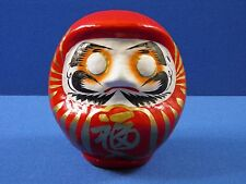 Red Daruma Doll for Luck & Good Fortune