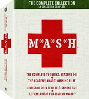 M*A*S*H: The Complete TV Series MASH Seasons 1-11 Collection 34 DVD Box Set
