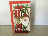 NAPKIN HOLDER CHRITMAS  HOLDER HOLIDAYS NAPKIN HOLDER SANTA NAPKIN HOLDERS