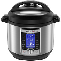 Instant Pot Ultra 10-in-1 Electric Pressure Cooker - 6Qt (Used)