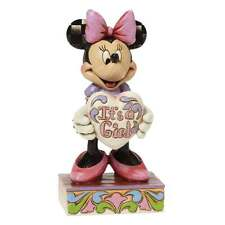 Disney Traditions It s A Girl Minnie Mouse Figurine New Boxed 4043664