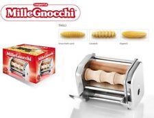 Macchina pasta gnocchetti Imperia mille gnocchi sardi cavatelli rigatelli  Rotex