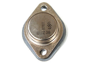 Siemens BUZ36 Power Transistor Case TO-204 TO-3 / Performance 200V 22A