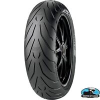 PIRELLI ANGEL GT REAR MOTORCYCLE TYRE-180/55ZR-17 SPORTS TOURING ROAD 61-231-76