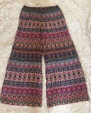 Live and Let Live (One World) Women's multi color Palazzo Pants Size M
