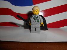 LEGO HARRY POTTER MINIFIGURE DRACO MALFOY from Set 4735