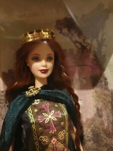 Princess of Ireland Barbie NRFB 2001