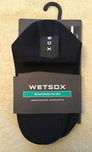 Wetsox Fin Socks 1.0MM - Size L - Booties Boot SCUBA FIN SOCKS
