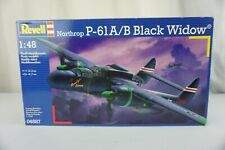 Revell 04887 Northrop P-61A/B Black Widow 1:48 Scale Model Kit