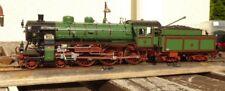 Gebhard RINALDI modellismo H0 Treno Veloce Locomotiva a vapore S 10 - BR 17