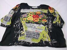 Vintage Essentials by Maggie Women's Blouse Size 22/24W