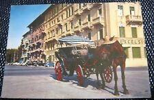Italy Viareggio piazza G Puccini e Grandi Alberghi - unposted