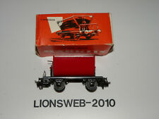 Märklin H0 4513 Kippwagen in roter Box 60er Jh #366