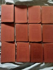 The Nutshell Library by Sherwin Cody (12 Volumes) 1927+